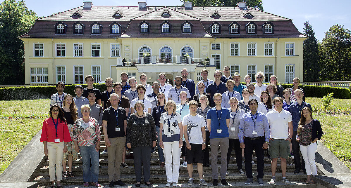Summer School in Hasenwinkel 2018 © ITMZ | Universität Rostock